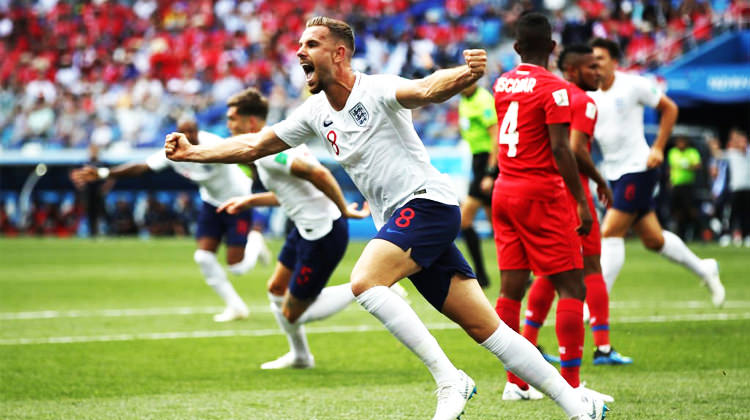 İngiltere gol şovla son 16'ya yükseldi!
