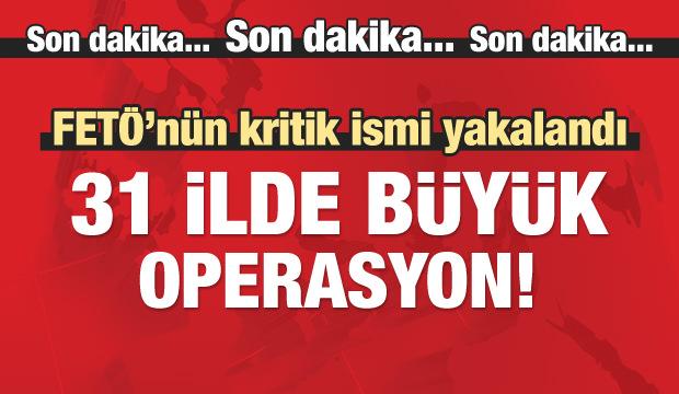 Adil Öksüz'ün bacanağı Sakarya'da yakalandı
