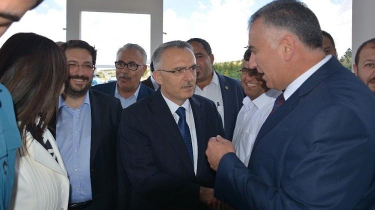 Ağbal: Kılıçdaroğlu'nu yalanlamaktan bıktım