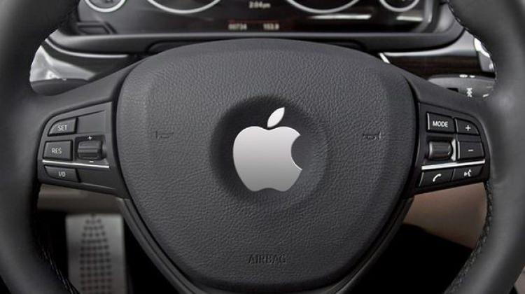Apple'dan yeni otomobil hamlesi