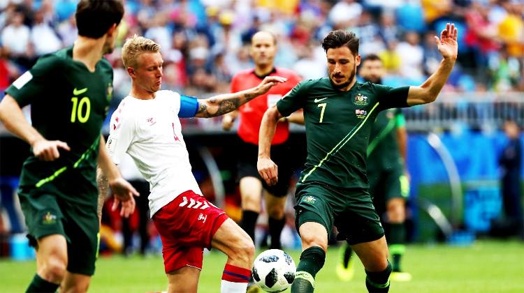 Danimarka ile Avustralya yenişemedi!