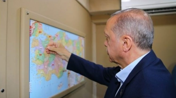 Erdoğan müjdeyi verdi! O bölgelere piyango vurdu