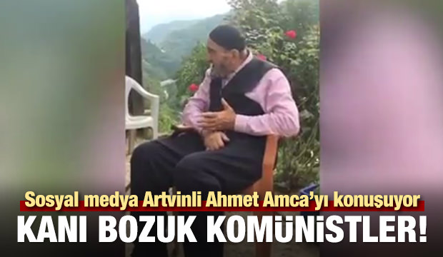 Eski Türkiye'yi bir de Ahmet Amca'dan dinleyin