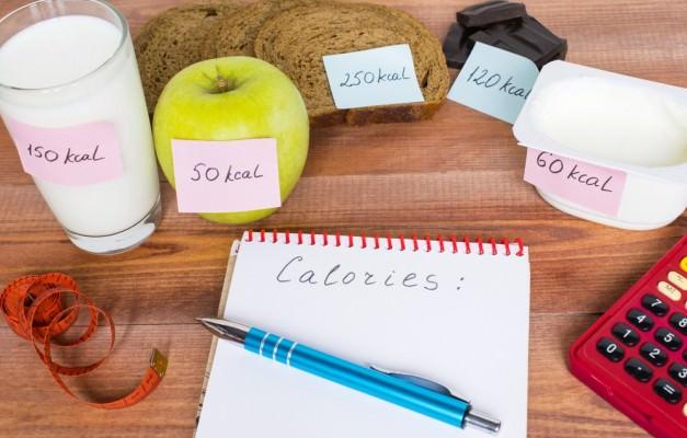 Kilo vermek için bir günde kaç kalori almalısınız?