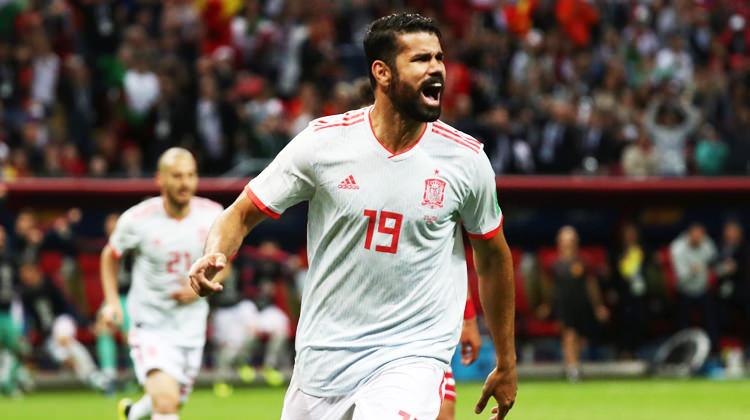 İspanya, İran'ı tek golle devirdi!