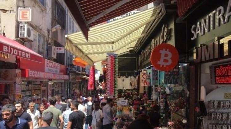 Kapalıçarşı'da 'Bitcoin' dönemi