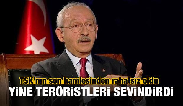 Kılıçdaroğlu Kandil operasyonuna karşı çıktı