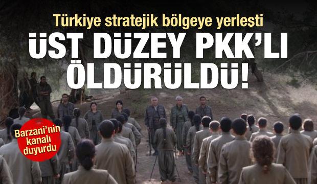 Rudaw'dan kritik iddia! PKK'lı yönetici öldürüldü