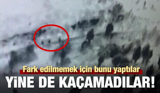 Şemsiyeli teröristler böyle yakalandı!