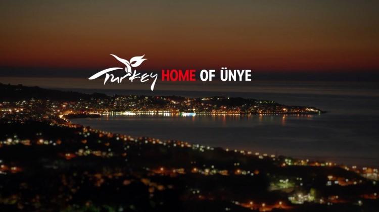 Türkiye reklamı 'Home of Unye' dünya üçüncüsü oldu