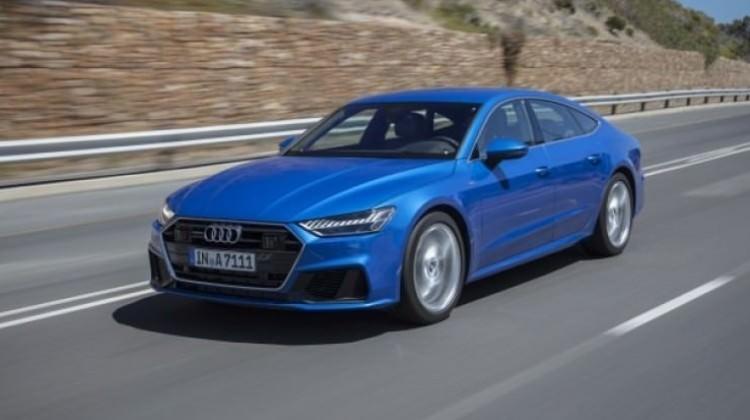 Yeni Audi A7 Sportback tarzını ortaya koydu!