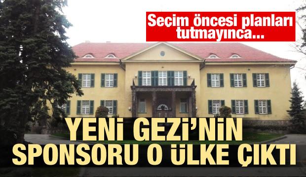 Yeni Gezi'nin sponsoru o ülke çıktı