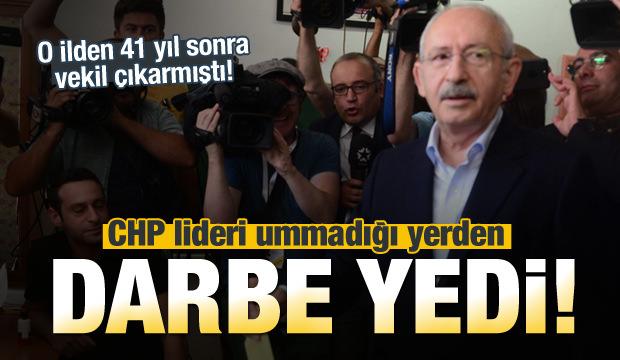 Seçilir seçilmez Kılıçdaroğlu'nu istifaya çağırdı