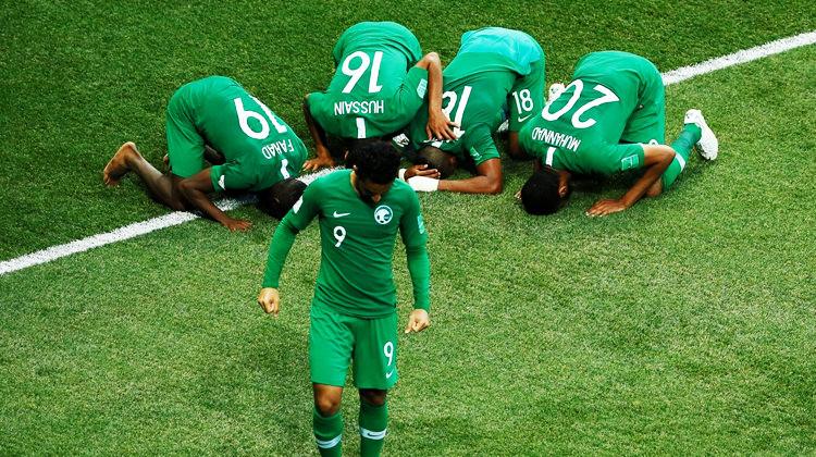Suudi Arabistan, Salah'ı 90'da yıktı!