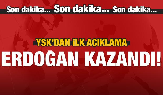 YSK Başkanı Sadi Güven açıklama yaptı!