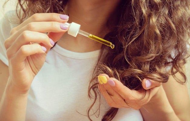 Saç tipine göre kullanılabilecek esansiyel yağlar