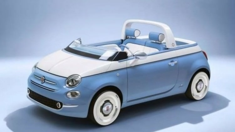 Fiat 500'ün doğum gününe özel yen model!