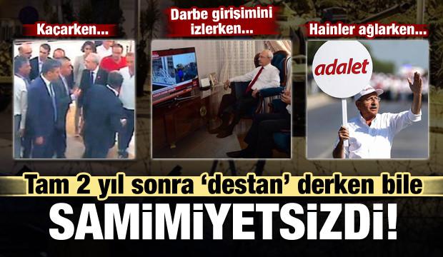Kılıçdaroğlu: 15 Temmuz bir destandır