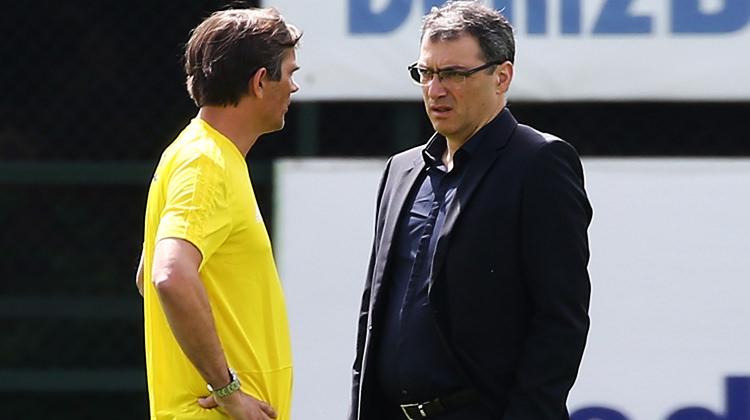 Comolli'den transfer açıklaması: Görüşüyoruz