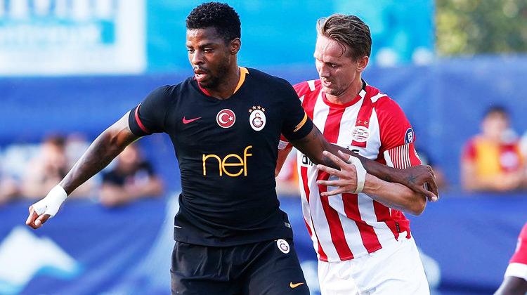 Galatasaray, PSV karşısında tat vermedi!