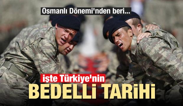 İşte Türkiye'nin bedelli askerlik tarihi