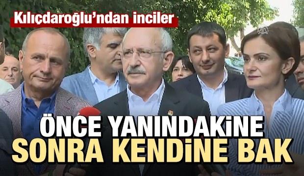 Kılıçdaroğlu'ndan inciler! Demokrasi ve koltuk