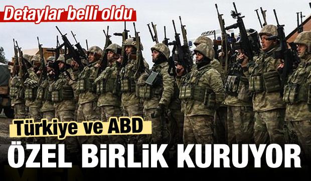 Menbiç'e özel Türk-ABD birliği