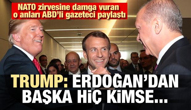Zirveye damga vuran sözler: Erdoğan dışındaki...