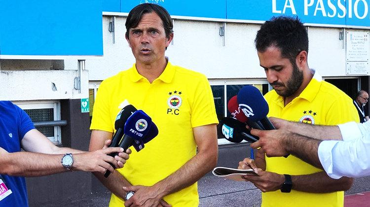 "Cocu'dan Benfica itirafı! ""Maalesef..."""