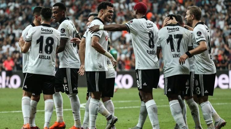 Beşiktaş Erzurum deplasmanında! Muhtemel 11'ler