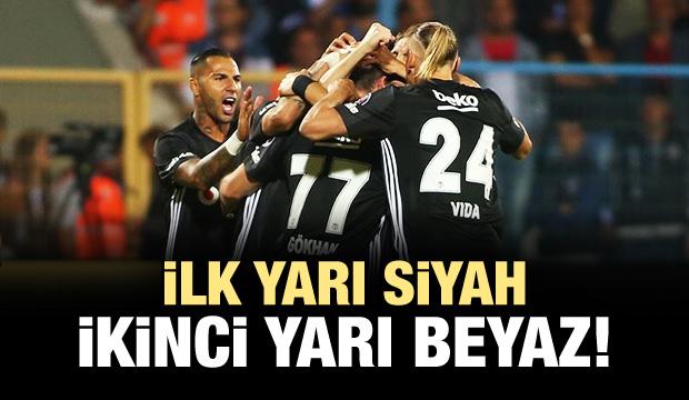 Beşiktaş'tan süper geri dönüş!