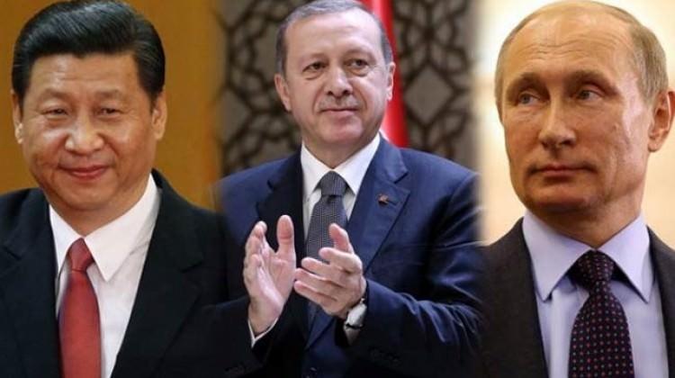 Çin'den Rusya ve Türkiye kararı!