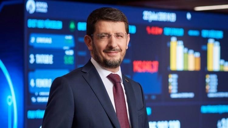 Karadağ Borsa İstanbul'daki görevinden ayrıldı