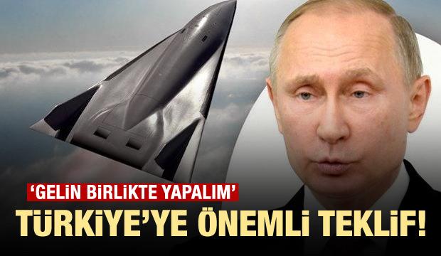 Türkiye'ye önemli teklif: Gelin birlikte yapalım