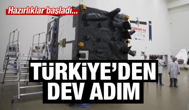 Türkiye'den dev adım!