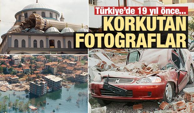 Türkiye'nin 19 yıllık deprem bilançosu!