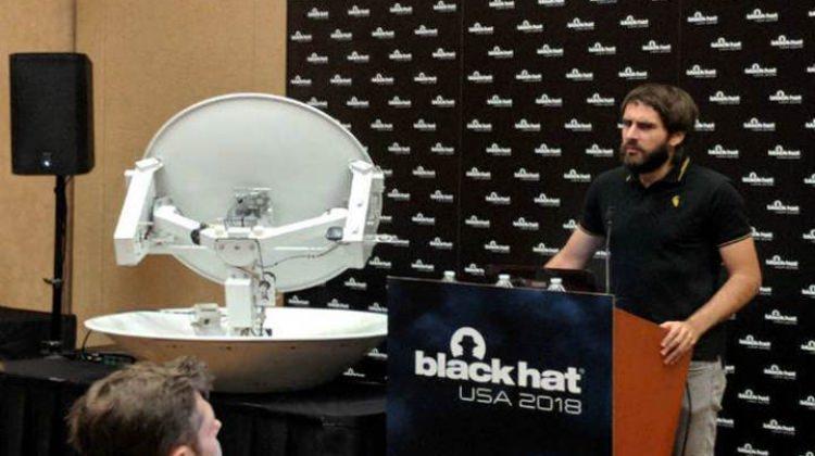 Uydu sistemleri hackerlara davetiye çıkarıyor