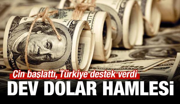 Dolara karşı güç birliği