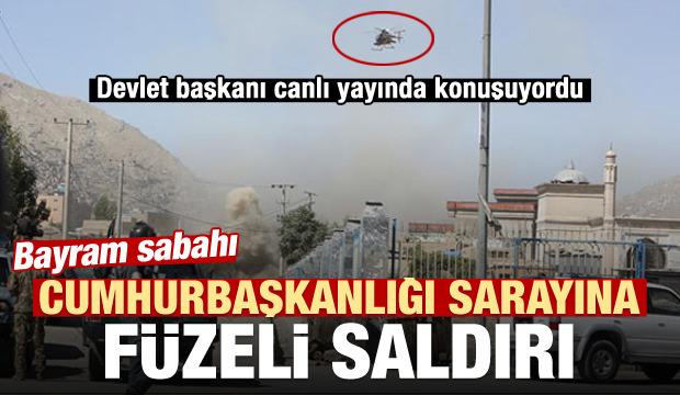 Müslüman ülkede bayram sabahı saraya saldırı!
