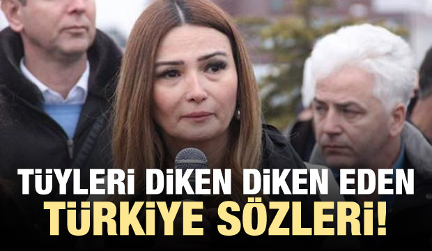 Tüyleri diken diken eden Türkiye çıkışı!