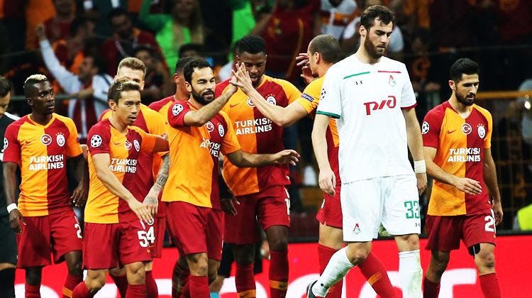 Galatasaray bir maçla ihya oldu