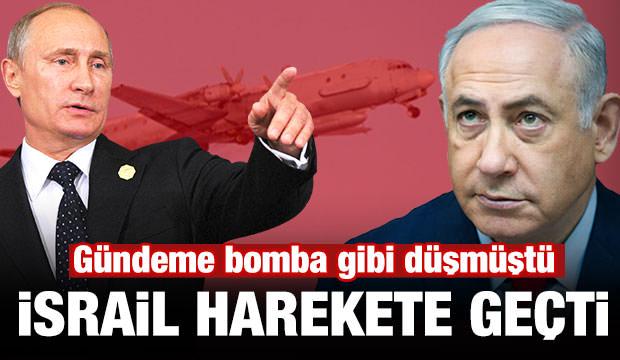 Gündeme bomba gibi düşmüştü: İsrail harekete geçti