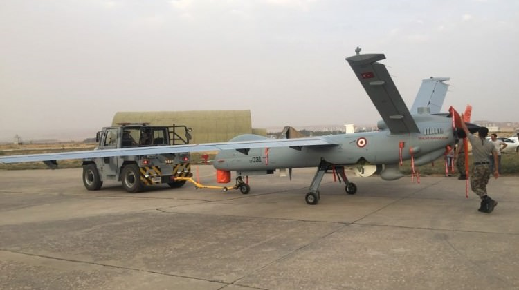 Hava Kuvvetlerine 2 yeni ANKA-S