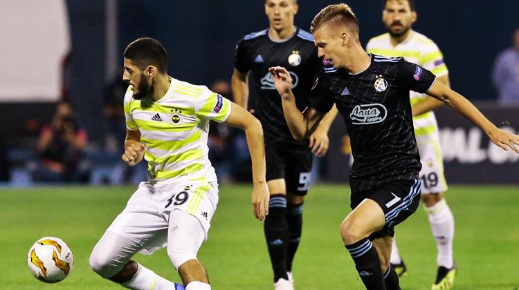 Fenerbahçe Hırvatistan'da dağıldı!