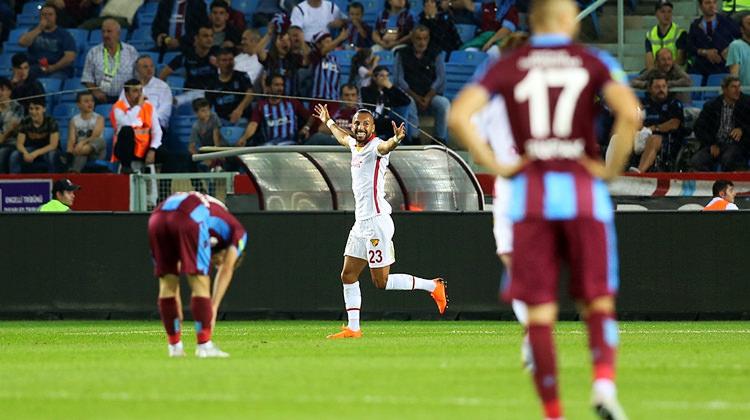 Trabzonspor evinde ağır yaralı!