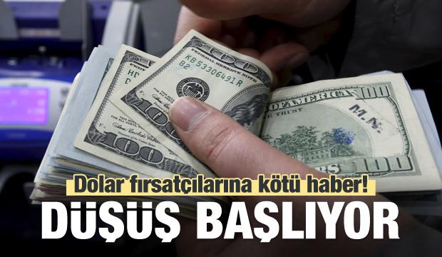 Uzmanlardan dolar tahmini: Düşüş başlayabilir