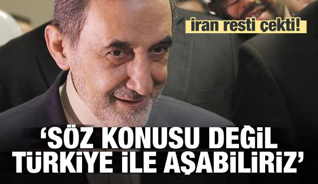 İran'dan açıklama: Türkiye ile aşabiliriz