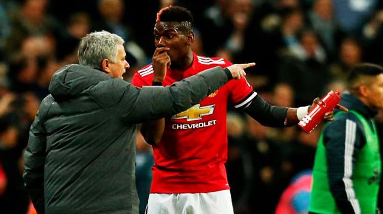 Mourinho ile Pogba arasında kriz büyüyor!