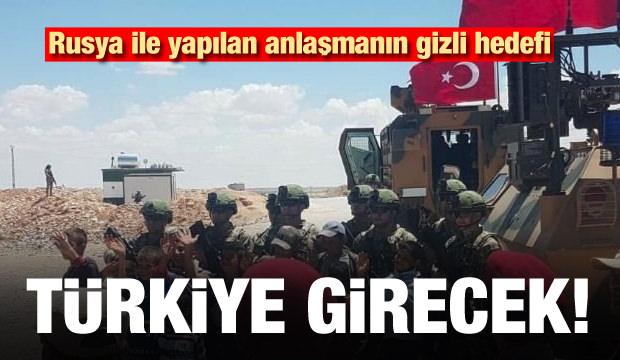 Rusya ile anlaşmanın gizli hedefi! Türkiye girecek
