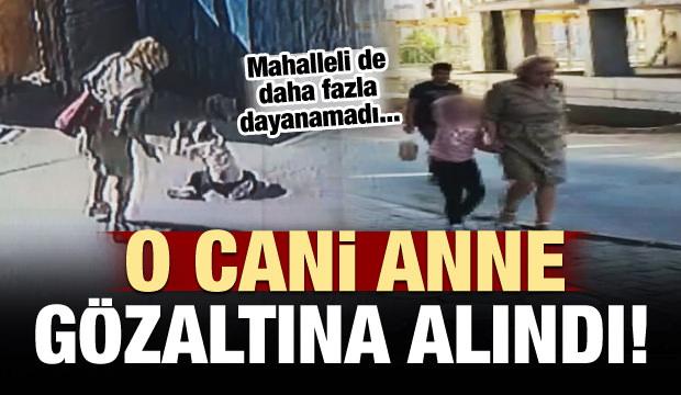 Tuzla'daki o cani anne gözaltına alındı!